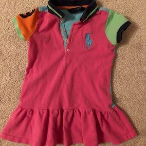 3T girls Ralph Lauren Dress